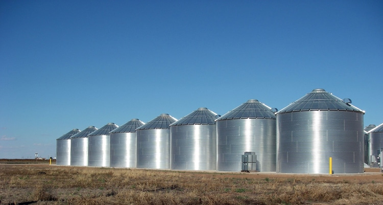 Silos on a Website
