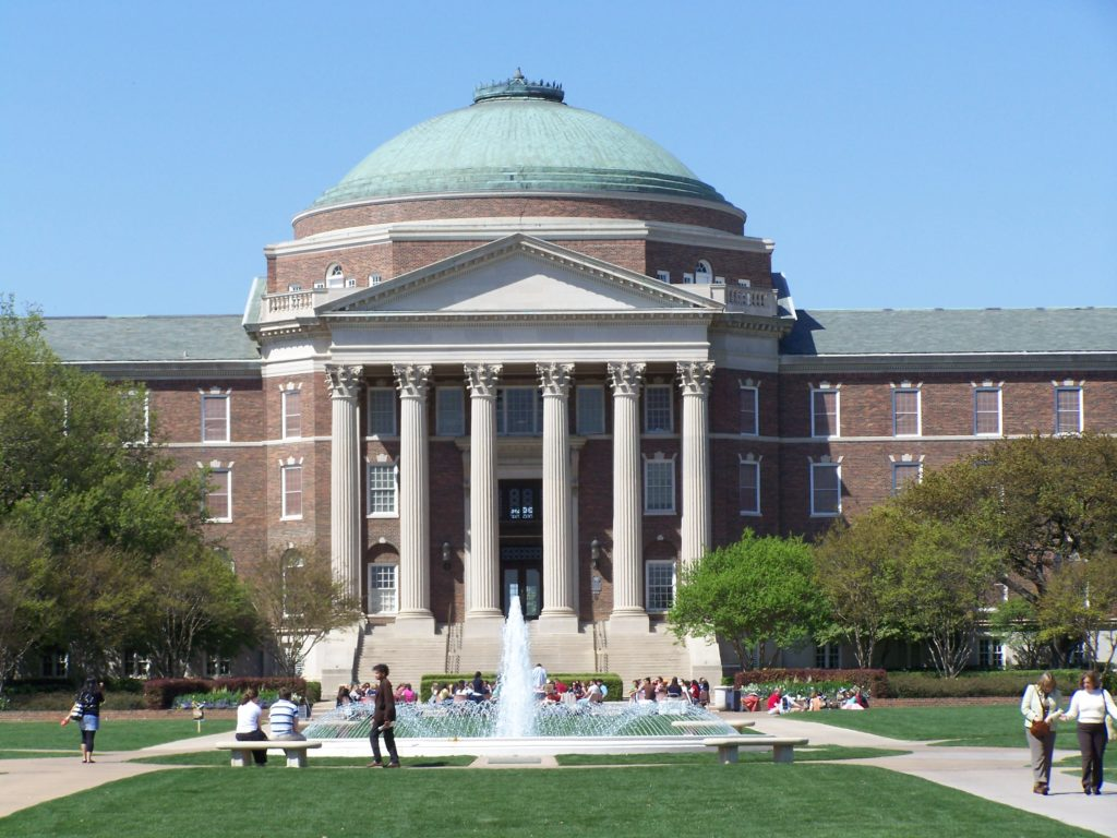 dallas hall SMU